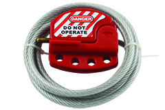 LOCKEY CABLE LOCKOUT – CB01-6