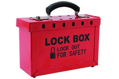 LOCKEY PORTABLE GROUP LOCK BOX LK01