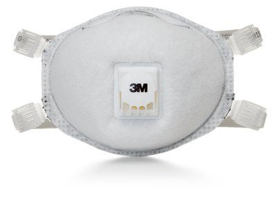 3M™ PARTICULATE RESPIRATOR 8514, N95, WITH NUISANCE LEVEL ORGANIC VAPOR RELIEF