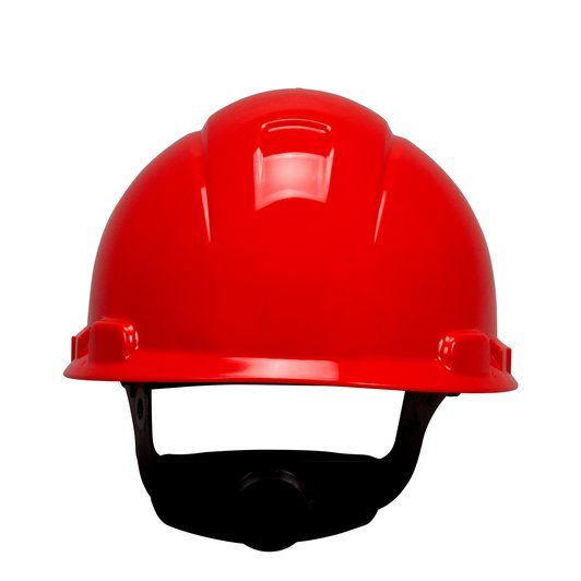 3M HARD HAT HEAD PROTECTION H705R RED