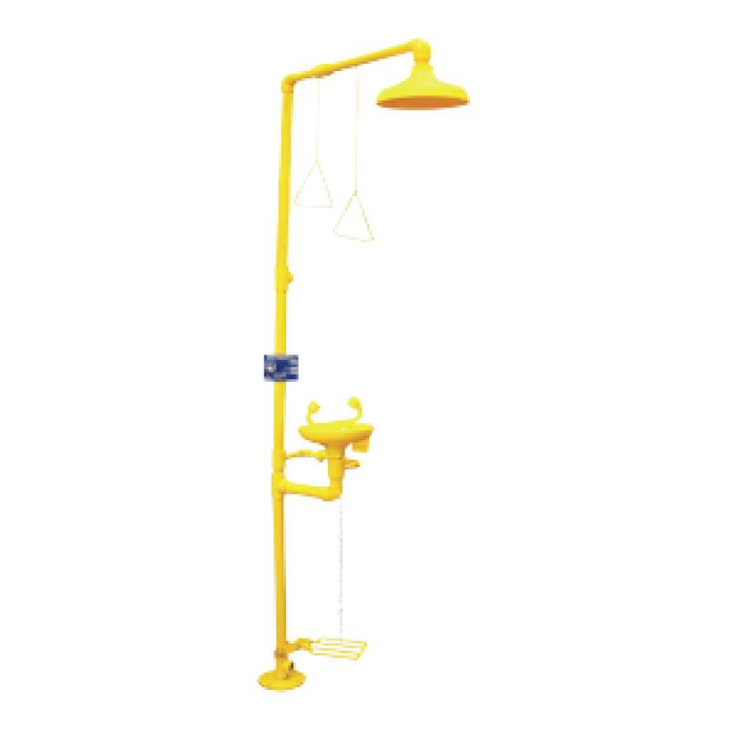 VAULTEX SAFETY EYE WASH SHOWER 6250GI