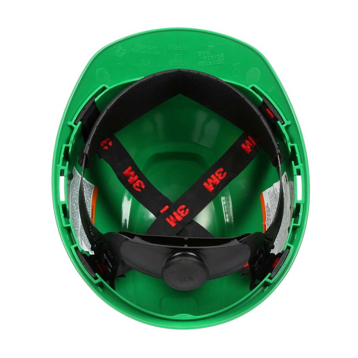 3M HARD HAT HEAD PROTECTION H704R GREEN