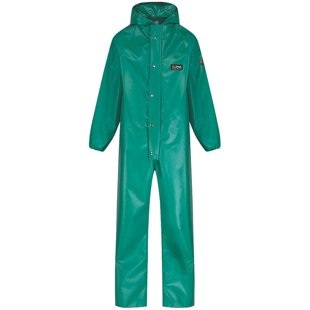 ALPHA SOLWAY CHEMMASTER CHEMICAL BOILER SUITS