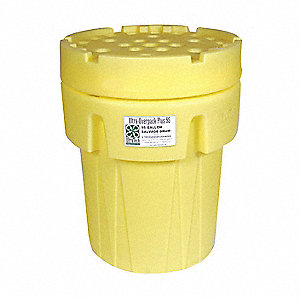 SPILL KIT 95 GALLON OIL & FUEL OVER PACK DRUM