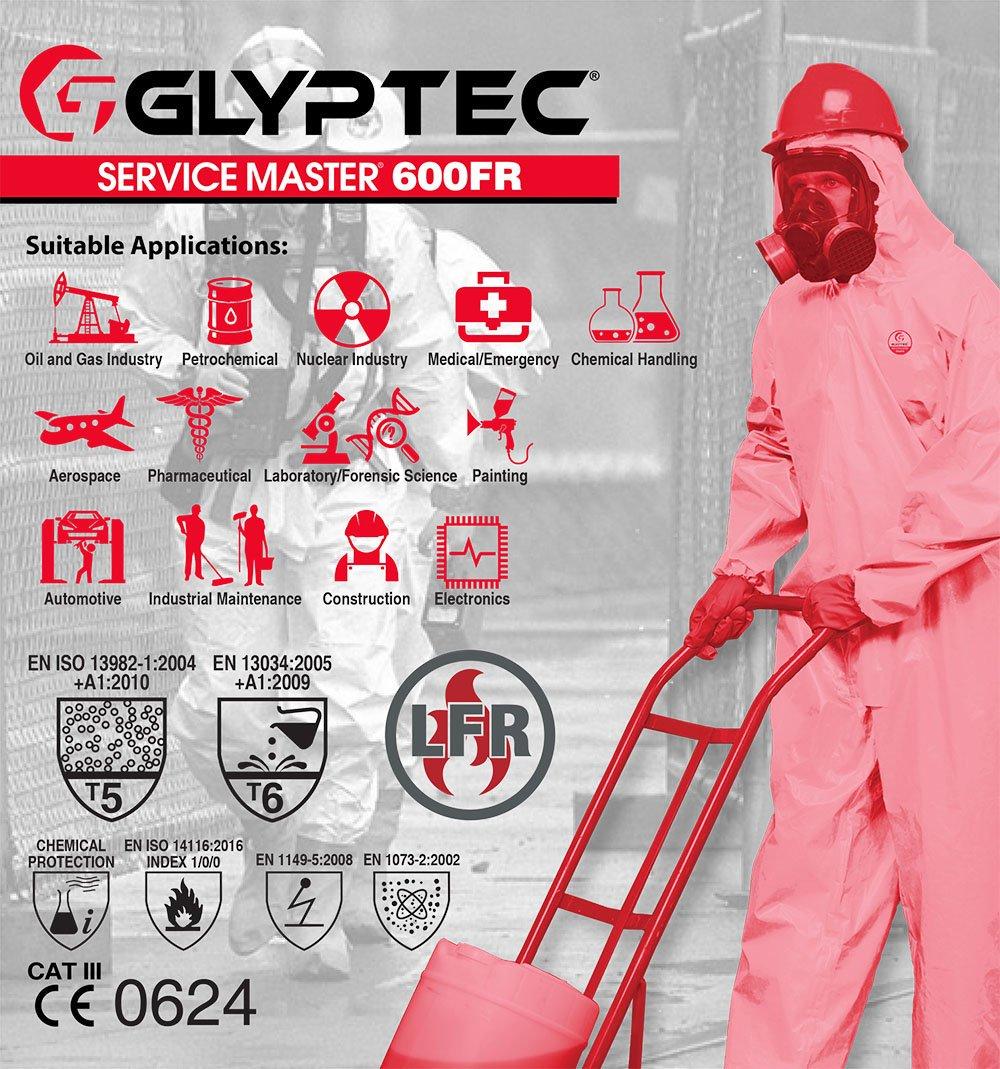 GLYPTEC SERVICE MASTER 600FR