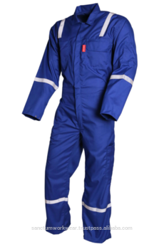 FLASH ARMOR® FLAME RETARDANT NOMEX WORK WEAR – MEN'S  COVERALL