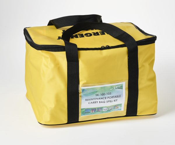 CAUTIC SPILL KIT 25 LITER FL-204-002