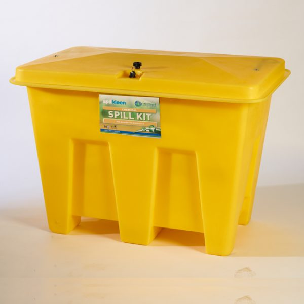 MAINTENANCE SPILL KIT 400 LITER STATIC BIN