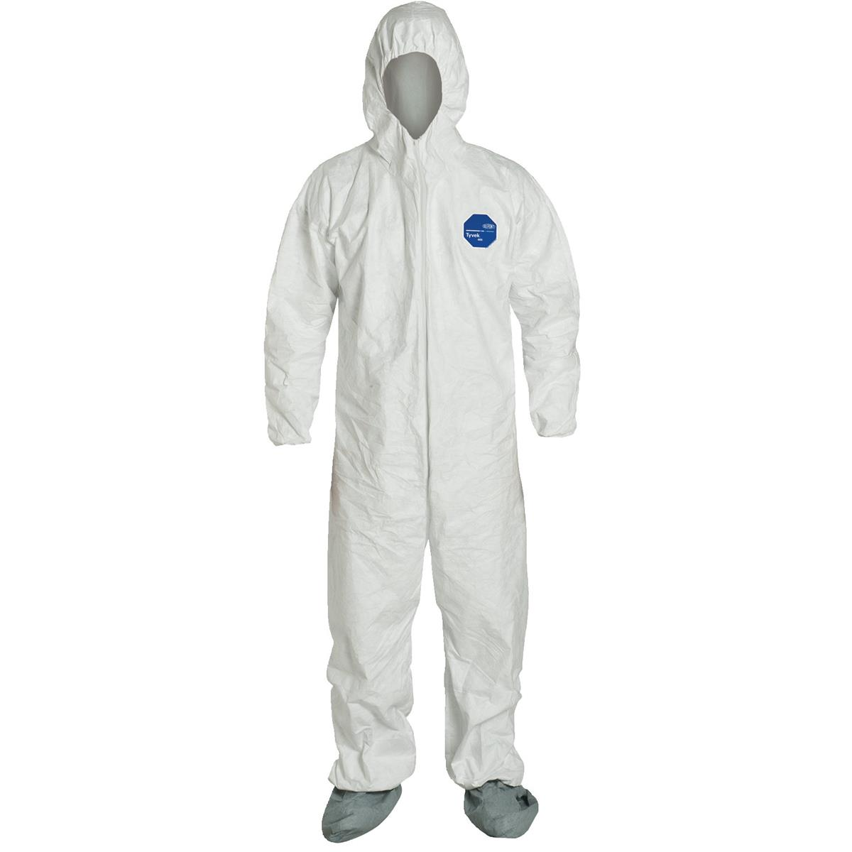 DUPONT™ TYVEK® DISPOSABLE COVERALL
