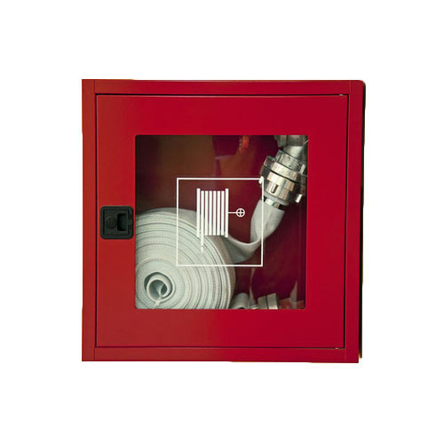 2.5 SYNTHETIC HOSE REEL FIRE CABINET