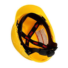 3M HARD HAT HEAD PROTECTION H702R YELLOW