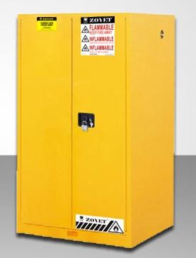 ZOYET FLAMABLE CABINET YELLOW 60 GALLON ZYC0060