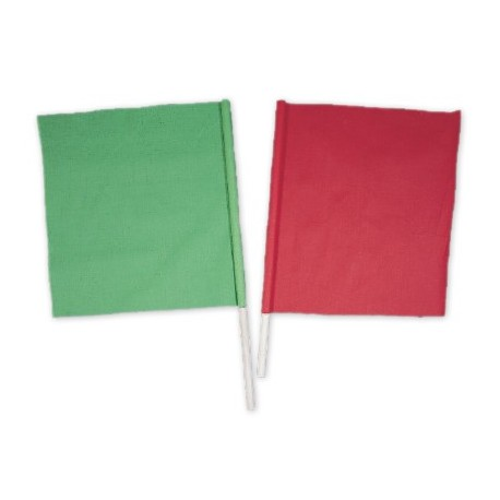 CONSTRUCTION CLOTH SIGNAL FLAGS