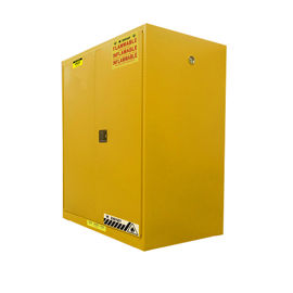ZOYET FLAMABLE CABINET YELLOW 110 GALLON ZYC0110