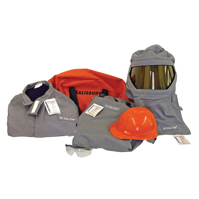 HONEYWELL SALISBURRY SK40 ARC FLASH PROTECTIVE KIT, 40 CAL/CM2