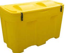 Poly Storage Locker Bin 350 liter FL-143-350