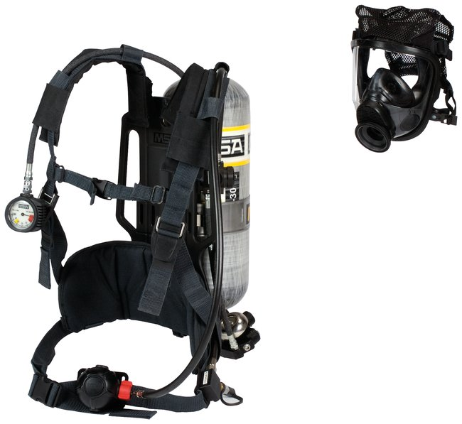 MSA AIRHAWK® II AIR MASK SCBA