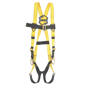 KARAM ROBUST 5-POINT FULL BODY HARNESS WITH POSITIONING D-RINGS