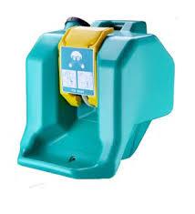 Gravity Fed Eye Wash Portable Station 16 Gallon Zoyet 7500