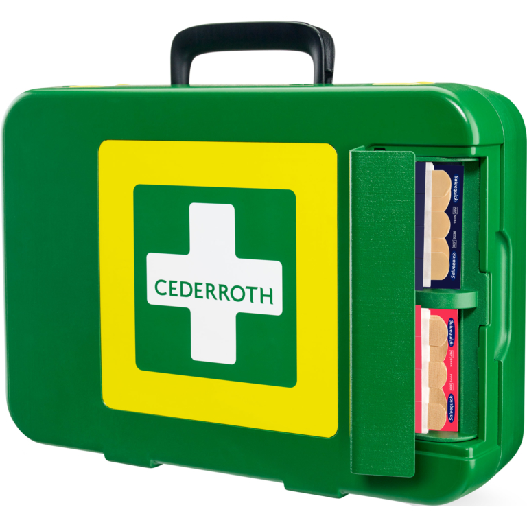 CEDROTH FIRST AID KIT X-LARGE