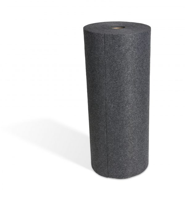 STICKY BACKED GREY FLOOR ROLL 30M X 90CM  SC-08-114
