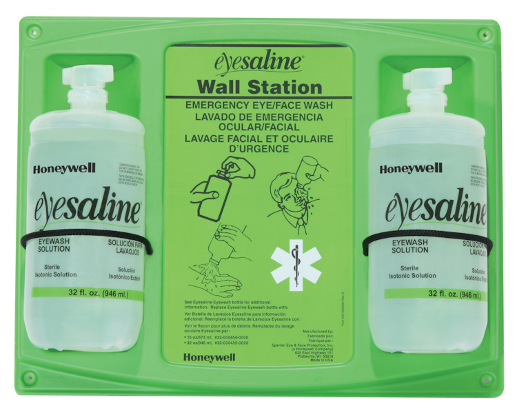 HONEYWELL EYESALINE® WALL STATIONS