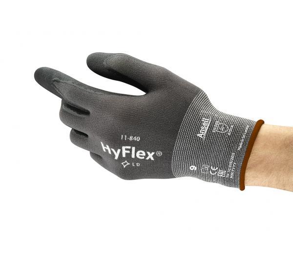 Ansell Hyflex® Nitril Foam Coated Glove 11-840