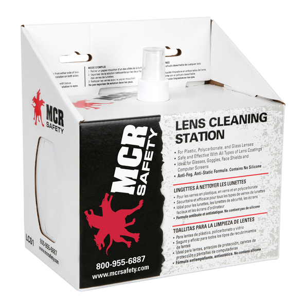 MCR LENS CLEANING STATION – LCS1