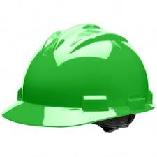 BULLARD SAFETY HELMET S61- GREEN