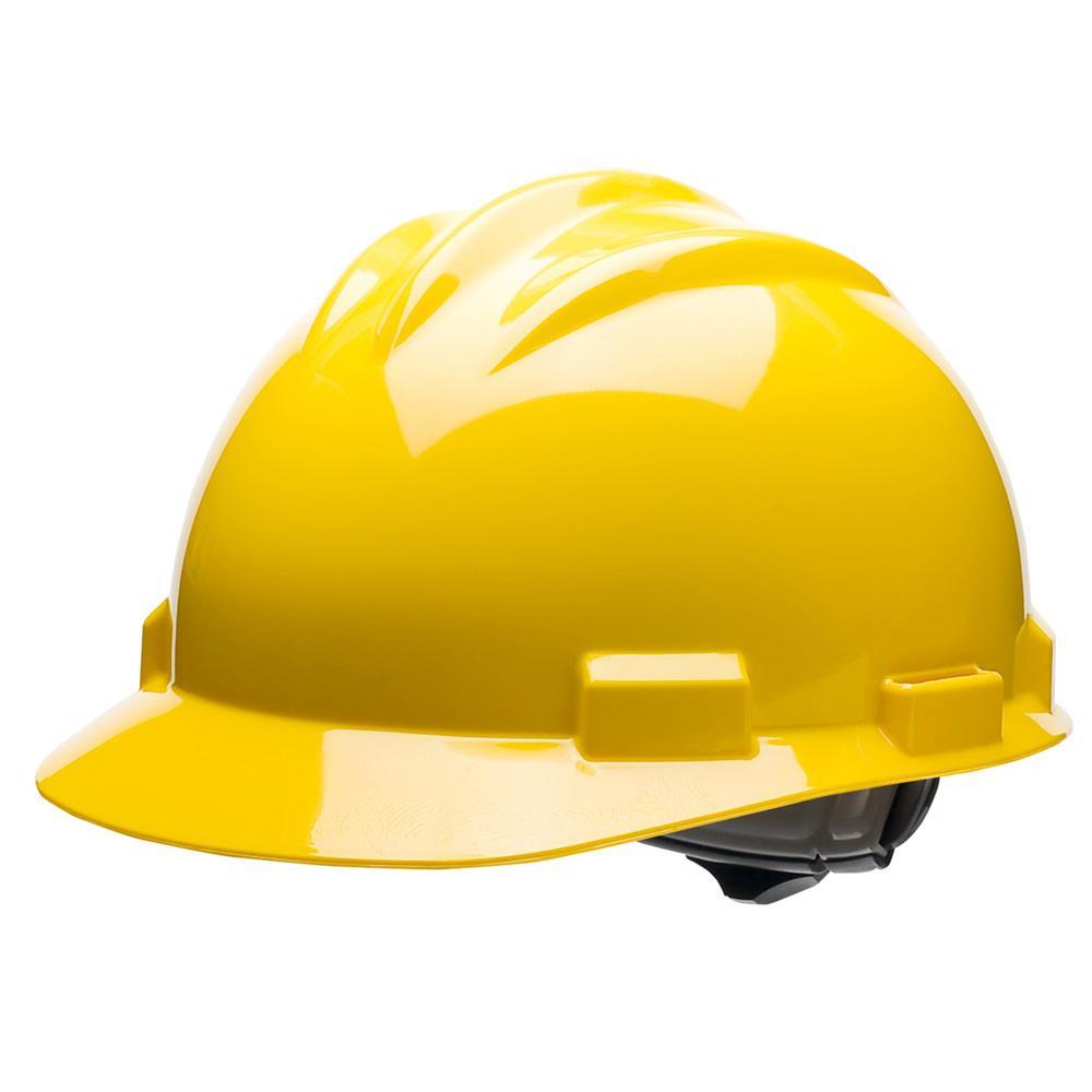 BULLARD SAFETY HELMET S61- YELLOW