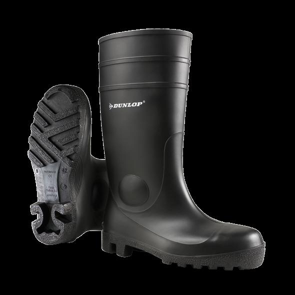 Dunlop Protomastor Full Safety PVC Boot