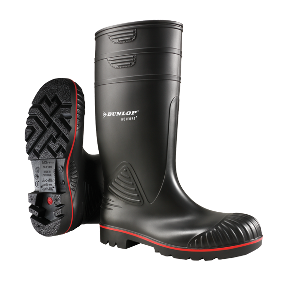 DUNLOP ACIFORT ECO HEAVY DUTY FULL SAFETY