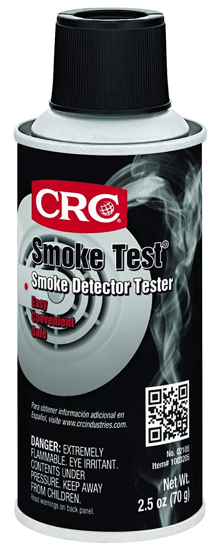 SMOKE DETECTOR TEST SPRAY – CRC