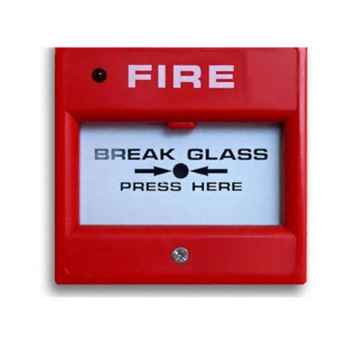 FIRE ALARM – Manual Call Point