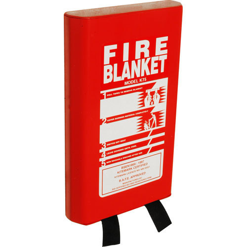 FIRE BLANKET BOX