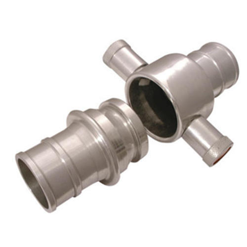 FIRE HOSE COUPLING (Male and Female, Storz Style)