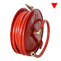 FIRE HOSE REEL (3/4 Inch Reel, 19mm Hose, Manual Fixed Type)