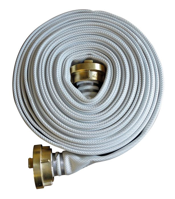 SYNTHETIC RUBBER LINING FIRE HOSE