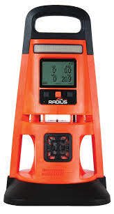 RADIUS BZ1 AREA MONITOR FOR GAS DETECTION