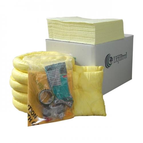 SPILL KIT CHEMICAL PREMIUM FABRIC REFILL 360 LITER SC-142-304-RF