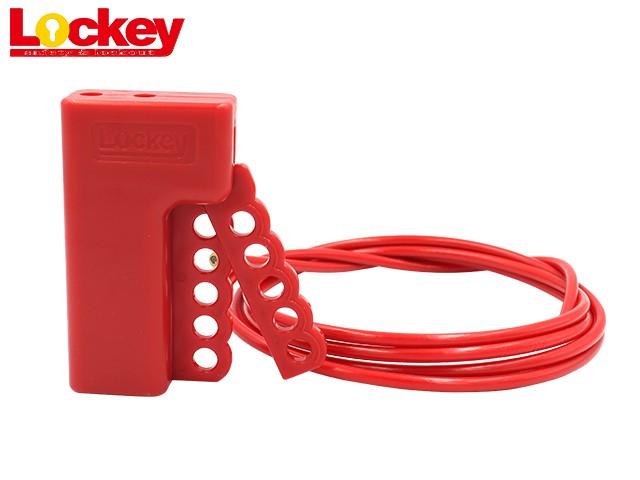 Cable Lockout Insulated Lockey CB07