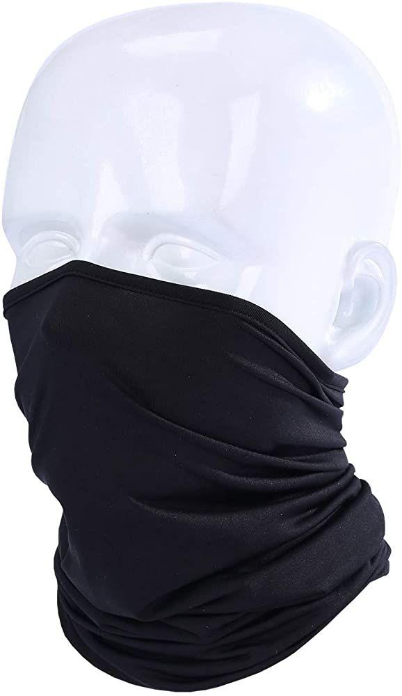 Face Covering Bandana Neck Gaiter Scarf