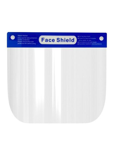 Faceshield Clear Disposable