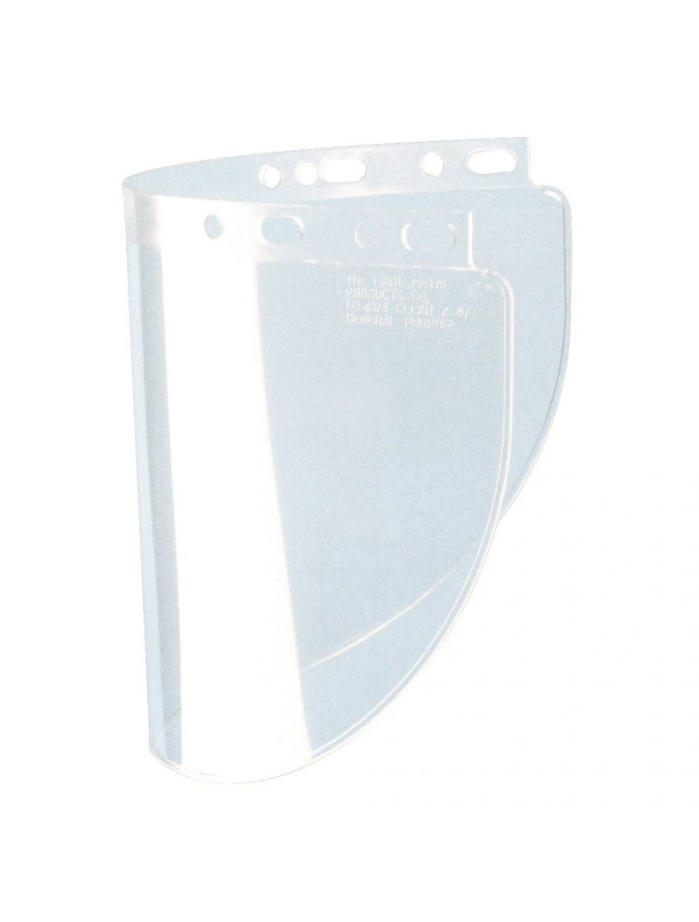 Faceshield Clear Honeywell Wide View 4178CL