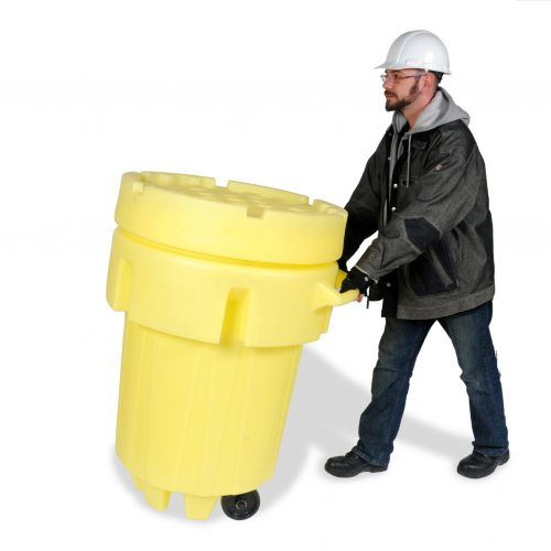 Ultratech Overpack® Drum Wheeled 95 Gallon 0584